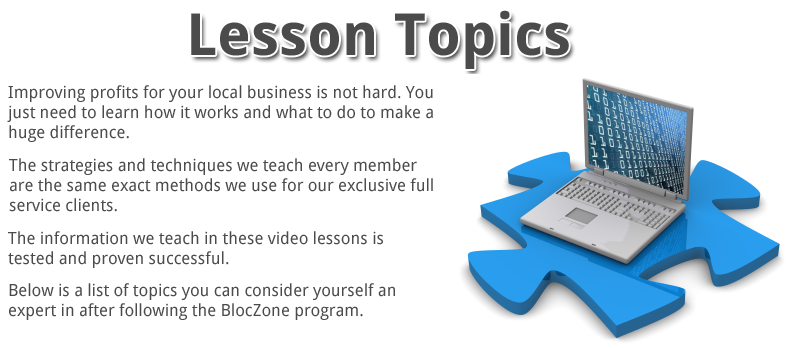 Header Lesson Topics 